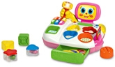 Talking Starter Cash Register 12 Months - 5 Years, Colorful And Interactive Cash R...