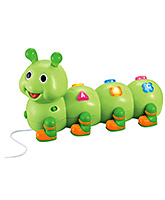 Winfun - Pull-Along Caterpillar