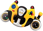 Plug And Play Power Wheel An exciting gaming experience with Plug and Play Po...