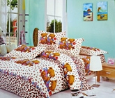 Nekeisha Collection Designer Print Bedding Set - Duvet 015