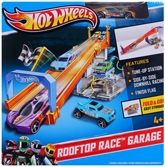 Hot Wheels - Rooftop Race Garage Playset