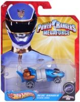 Hot Wheels - Power Rangers Megaforce Blue Ranger Shark Zord Vehicle