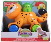 Fisher-Price - Amazing Animals Press & Go Cheetah