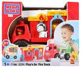 Mega Bloks - Play'n Go Fire Truck