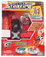 Mega Blok- Batle Strikers Turbo Tops Hyper-Strike