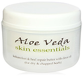 Aloe Veda Foot and Heel Nourishing Cream