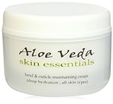 Aloe Veda Hand and Cuticle Moisturising Cream