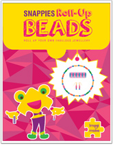 Imagi Make - Snappies Roll Up Beads