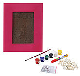 The Bright Side - Do It Yourself Photo Frame Kit Pink
