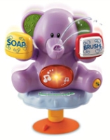 Splash  And Squrit Elephant 1 Year+, Fun Bath Time Sounds, Phrases, Songs And Me...