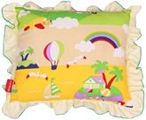 Sapphire -  Light Yellow  Printed Baby Pillow