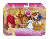 Disney Princes Belle Fairy Tale Scene