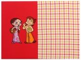 Chota Bheem - Red Checks Pin Board