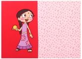 Chota Bheem -  Chutki Pink Pin Board