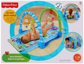 Fisher Price -  Ocean Wonders Kick And Crawl Gym