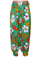 SAPS - Multi Color Print Herem Pants