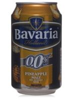 Bavaria Pineapple Malt - Non - Alcoholic Drink