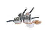 Sai Copper Bottom Sauce Pan No 10