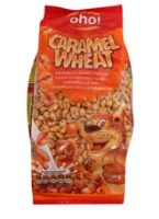 Oho Cereal - Caramel Wheat