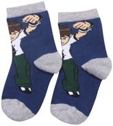 Ben 10 -  Solid Colored Socks
