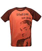 T - Shirt -  Long Live Mr Bean 4 - 5 Years