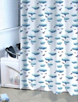 Obsessions Glam Shower Curtain - Glam 2092 - 4