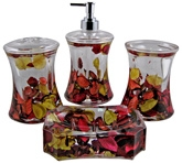 Obsessions Agua Bathroom Set - S402R