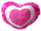 Cosmosgalaxy Valentine Pink Big Pillow - I1962 C