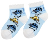 Cute Walk - Car Print Kids Socks