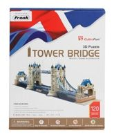 Frank - 3D Puzzle - Cubic Fun - Tower Bridge