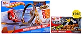 Hotwheels - Speed Cycle Moto Daredevil Jump
