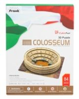 Cubic Fun Colosseum (3D Puzzle)