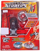 Mega Blocks - CX Battle Strikers Turbo Tops