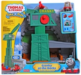 Thomas And Friends - Cranky At The Docks Playset
