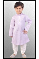 Saps - Kurta with Chinese Collar and Pajama Set