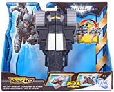 Batman - Quick Tek 2 In 1 Vehicle And Figure