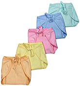 Tinycare - Baby Nappy In Assorted Colours