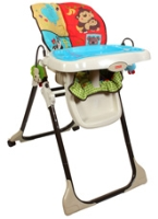 Fisher Price  - Luz High Chair Euro