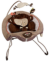 Fisher Price - My Little SnugaMonkey Bouncer Brown