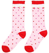 Cute Walk - Strawberry Design Socks