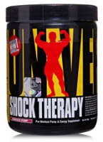 Universal Nutrition Shock Therapy Energy Supplement
