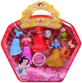 Sparkly Fashions Snow White  Doll 3 Years+, Fun play time with Snow White and her frie...