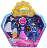 Cinderella Sparkly Fashions Doll 3 Years+, Fun play time with Cinderella and her frie...