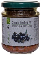 Biologic Oils Black Olive Pesto Sauce