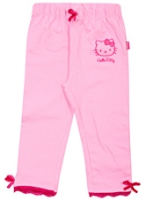 Hello Kitty - Capri With Lace and Kitty Print