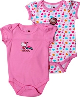 Hello Kitty - Short Sleeves Onsies Set