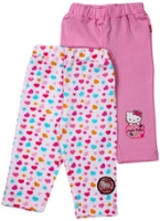 Hello Kitty - Paijama Set With Kitty Print