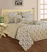 Swayam Cosmo 36 Printed Single Comforter - ACS111409