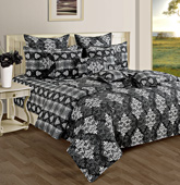 Swayam Cosmo 36 Printed Single Comforter