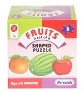 Frank - Shaped Puzzle - Fruits